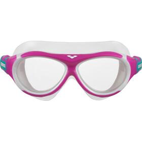 arena Oblo Laskettelulasit Lapset, pink-clear